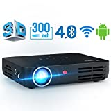 Beamer WOWOTO DLP Mini Beamer 3500Lumens 3D Full HD...