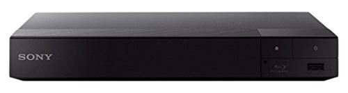 Sony BDP-S6700 Blu-ray-Player (Wireless Multiroom, Super WiFi, 3D, Screen Mirroring, 4K Upscaling)...
