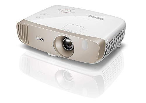 BenQ W2000 3D Heimkino DLP-Projektor (Full HD Beamer, 1920x1080 Pixel, Cinematic Color 100% REC....