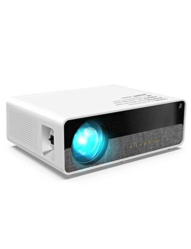 Beamer, ELEPHAS [Native 1080P] Full HD 7000 Lumen 300' LCD Projektor, für Film Unterhaltung Spiele,...