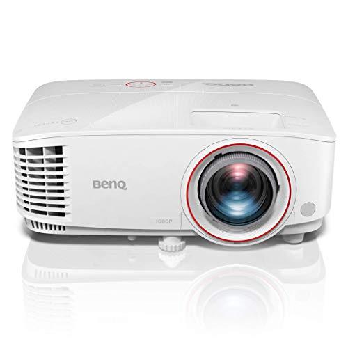 BenQ DLP Full HD Gaming Beamer TH671ST mit 3.000 ANSI Lumen, Kurzdistanz, Umgebungslichterkennung,...