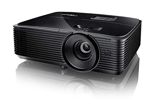 Optoma HD143X Projektor (Full HD, 1920 x 1080p , 2x HDMI, 3000 Lumen, 23.000:1 Kontrast, 3D, Zoom...