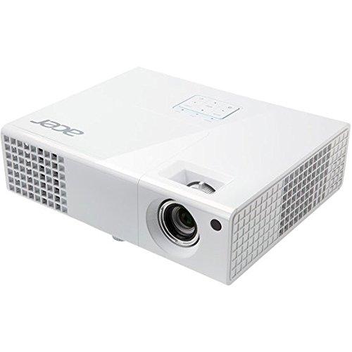 Acer H6510BD DLP Projektor (Full HD 1920 x 1080 Pixel, Kontrast 10.000:1, 3.000 ANSI Lumen, 3D)