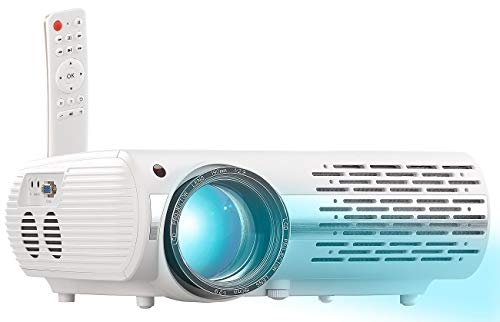 SceneLights Projector: Full-HD LED-LCD-Beamer mit...
