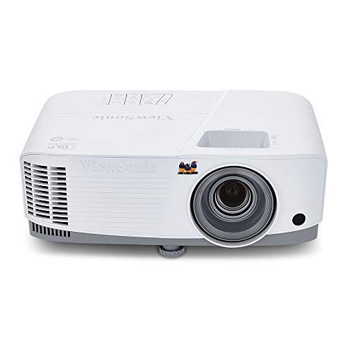 Viewsonic PA503W 3D Heimkino DLP Beamer (WXGA, 3.600 ANSI Lumen, HDMI, 2 Watt Lautsprecher, 1.1x...